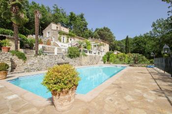 Saint-Paul-en-Forêt Var villa photo 4706122