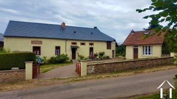 Ouroux-en-Morvan Nièvre ferme photo 4695806