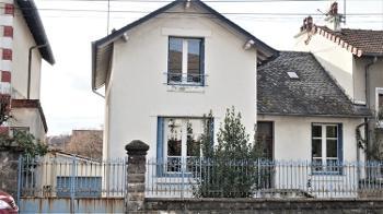 Aurillac Cantal Stadthaus Bild 4714310