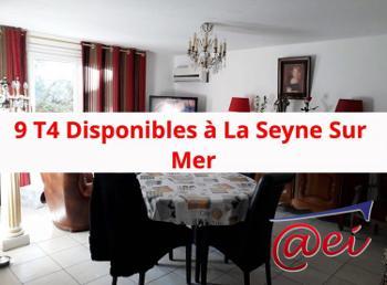 La Seyne-sur-Mer Var appartement foto 4696992