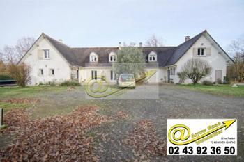 Yvré-le-Pôlin Sarthe huis foto 4705791