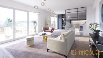 Issy-les-Moulineaux Hauts-de-Seine appartement foto 4705587