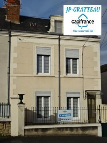 Châtellerault Vienne stadshuis foto 4707372