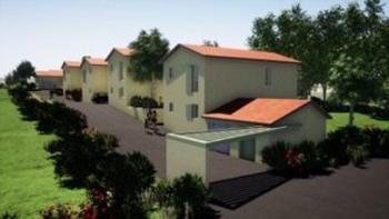 Belleville Rhône Haus Bild 4711898