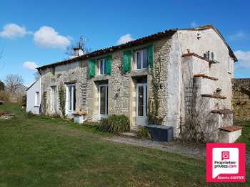 Mauzé-sur-le-Mignon Deux-Sèvres maison photo 4717378