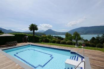 Veyrier-du-Lac Haute-Savoie Villa Bild 4706321