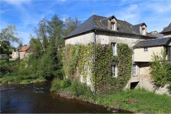 Gartempe Creuse huis foto 4703228