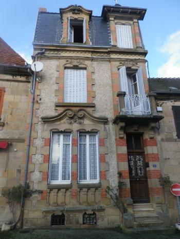 Buxières-les-Mines Allier maison photo 4680652