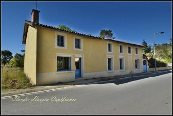 Saint-Pardoux Deux-Sèvres maison de village photo 4691129