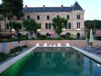 Pézenas Hérault Hotel/ Restaurant Bild 4712172