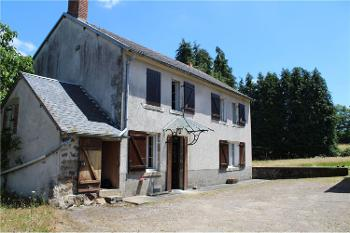 Gartempe Creuse huis foto 4703219