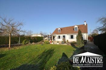 Saint-Aignan-le-Jaillard Loiret Haus Bild 4694623