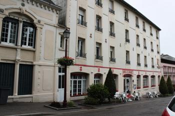 Contrexéville Vogezen restaurant foto 4714322