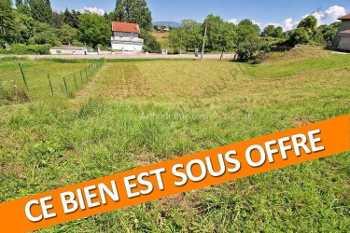 Saint-André-le-Gaz Isère terrain picture 4721778