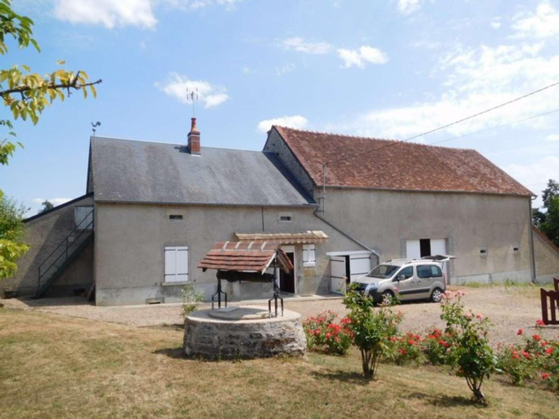 Vauclaix Nièvre maison photo 4764443