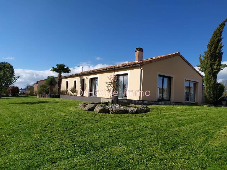 Le Breuil-sous-Argenton Deux-Sèvres maison photo 4768322