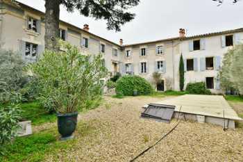 Uzès Gard villa foto 4755588