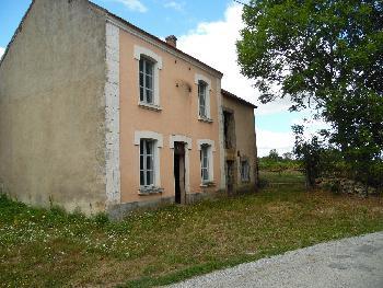 house, Rougnat, Creuse