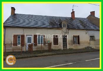 Les Aix-d'Angillon Cher huis foto 4744713