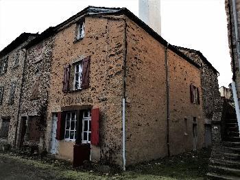 Sauveterre-de-Rouergue Aveyron dorpshuis foto 4765835