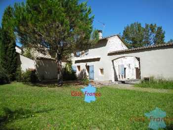 Valence-sur-Baïse Gers huis foto
