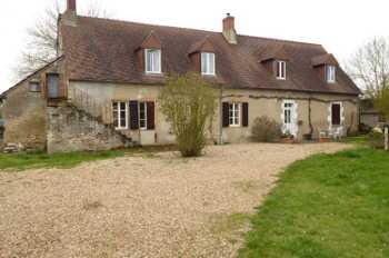 Précy Cher boerderij foto 4764422