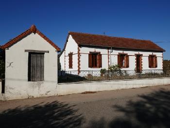 Vauclaix Nièvre huis foto 4764537