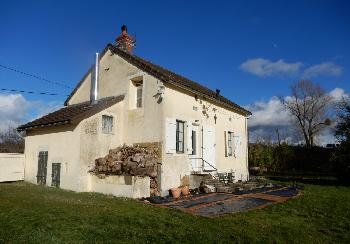 Saint-Péreuse Nièvre huis foto 4764554