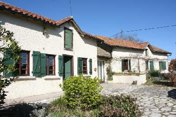 Aire-sur-l'Adour Landes huis foto 4768441