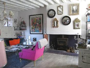 Saint-Sauveur-en-Puisaye Yonne house picture 4777457