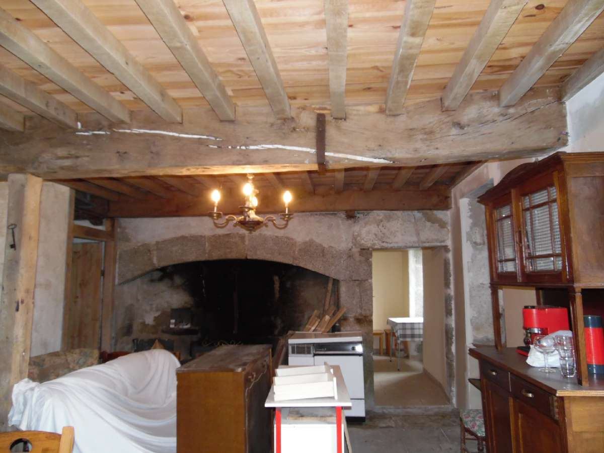 maison à vendre Sermur, Creuse (Limousin) photo 8