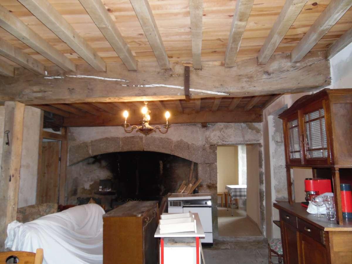 house for sale Sermur, Creuse (Limousin) picture 8