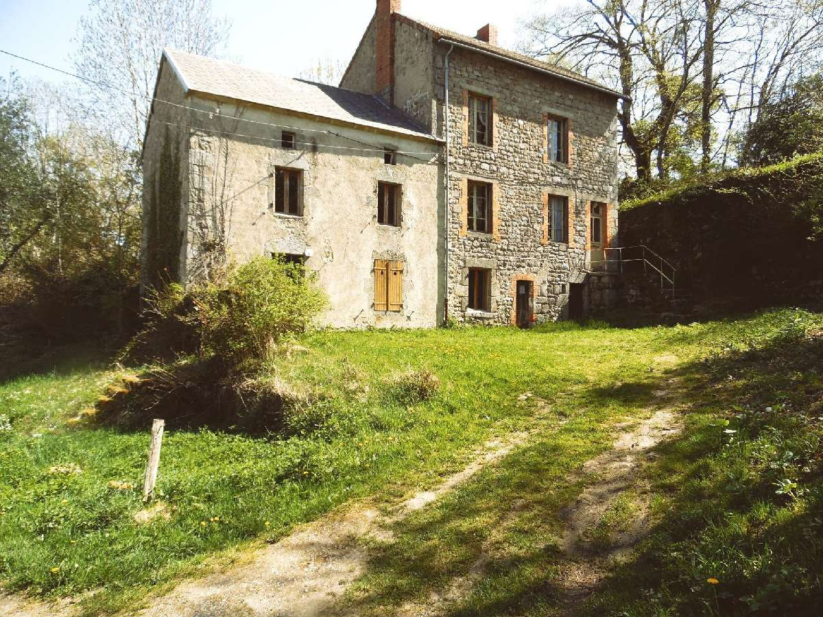 maison à vendre Sermur, Creuse (Limousin) photo 4