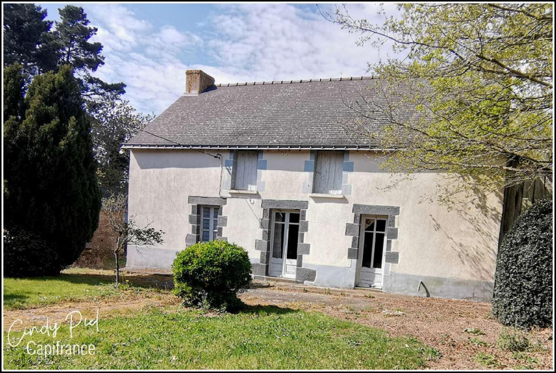 te koop huis Tréal Bretagne 1