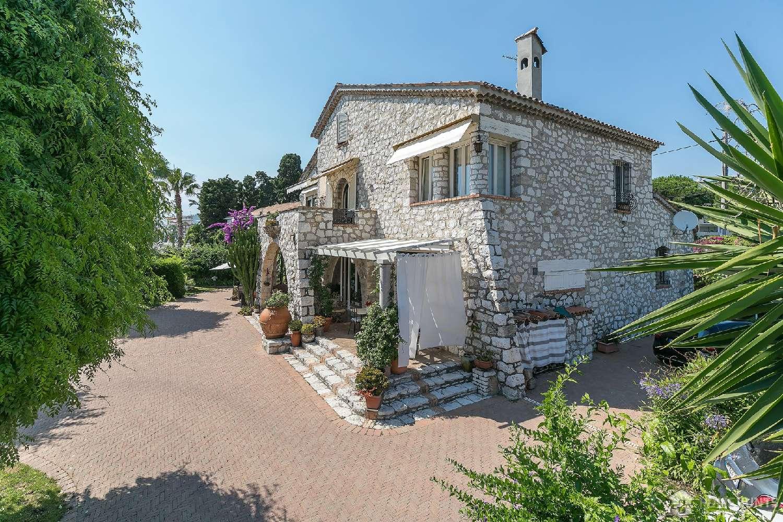 Cagnes-sur-Mer Alpes-Maritimes villa picture 4807689