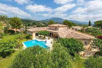 Le Rouret Alpes-Maritimes villa foto