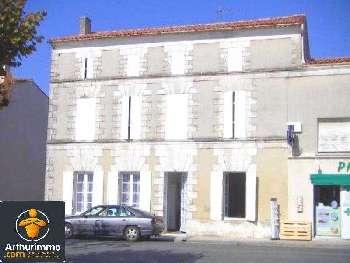 Beauvais-sur-Matha Charente-Maritime huis foto 4831989