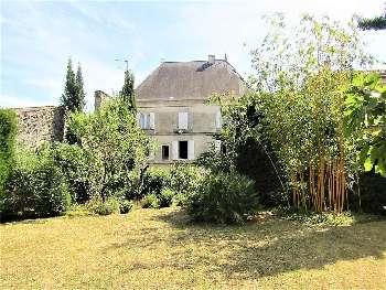 Hiersac Charente herenhuis foto 4836111