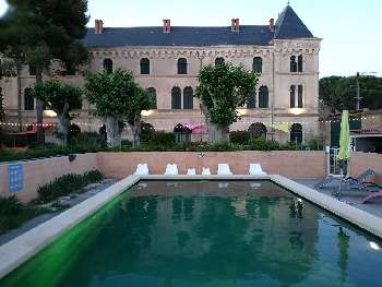 Pézenas Hérault hotel-restaurant foto 4811536