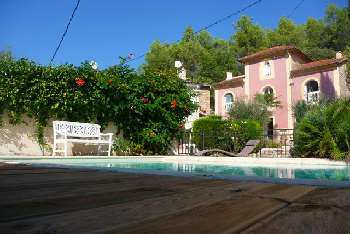 Taradeau Var Villa Bild 4806885