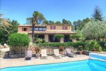 Lorgues Var villa foto 4809528