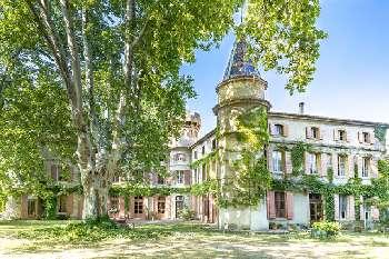 Châteauneuf-du-Pape Vaucluse villa foto