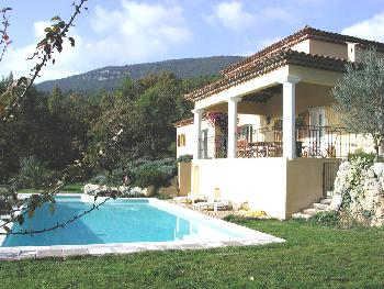 Seillans Var villa foto