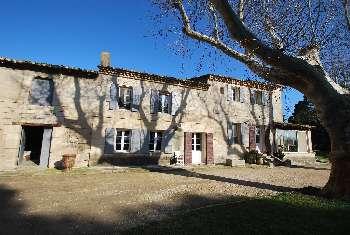 Beaucaire Gard villa foto