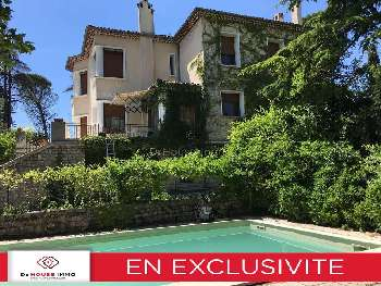 Vaison-la-Romaine Vaucluse maison bourgeoise photo 4812397