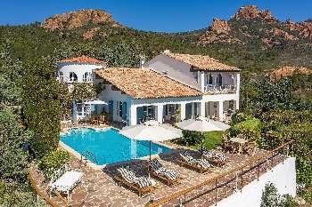 Anthéor Var villa picture 4809048