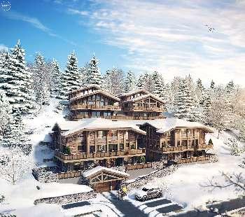 Les Gets Haute-Savoie huis foto 4811855
