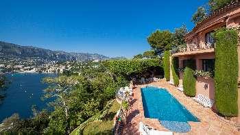 Villefranche-sur-Mer Alpes-Maritimes villa foto 4810088