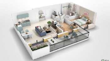 Saint-Ismier Isère appartement photo 4825133