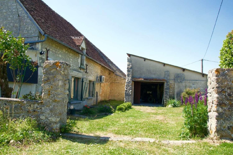 à vendre ferme Boissy-Maugis Basse-Normandie 1